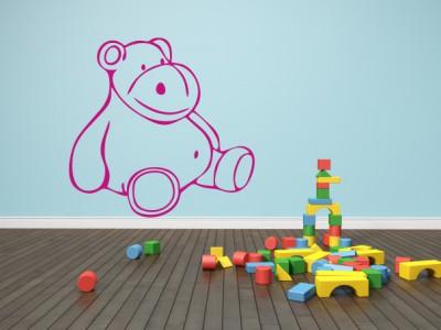 muursticker teddy klein.jpg