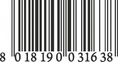 Muursticker barcode -