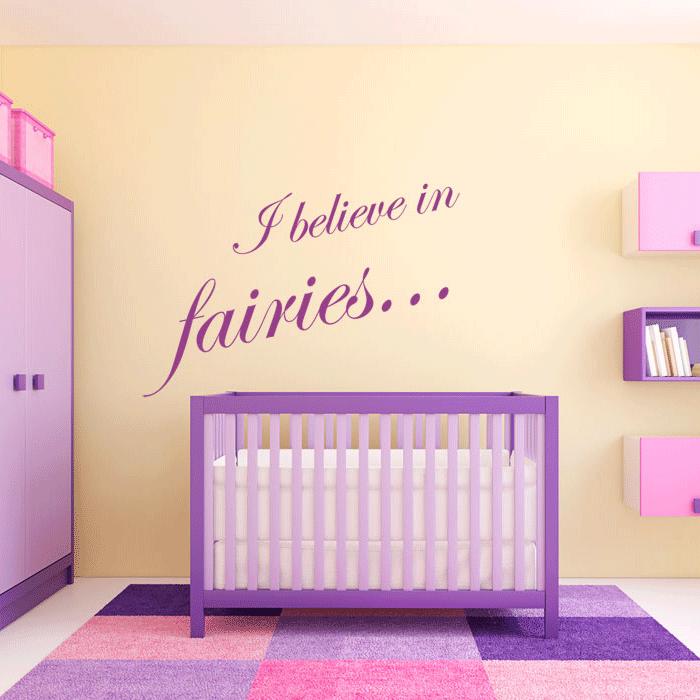 babykamer muurstickers