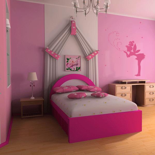 Babykamer inrichten sadora designs - Roze kinderkamer ...