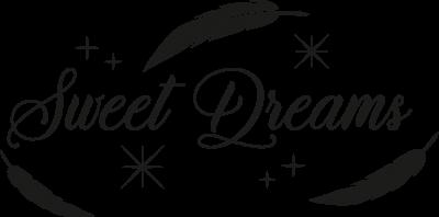 Slaapkamer - sweetdreams -
