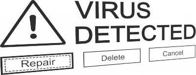 Muursticker virus -