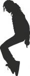 Wandsticker Jackson 4 - Muurstickers