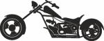 Muursticker moto - Muurstickers
