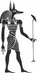 Muursticker Egypte - Muurstickers