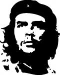 Muursticker Che Guevara - Muurstickers