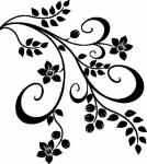 Muursticker Sfeer 4 - Muurstickers