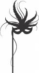 Muursticker masker - Muurstickers