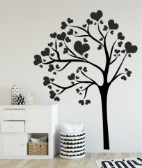 Kinderkamer - Love boom - Muurstickers