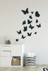 Kinderkamer - vlindertjes